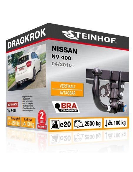 Dragkrok Ford GALAXY med horisontellt avtagbar kula [3]