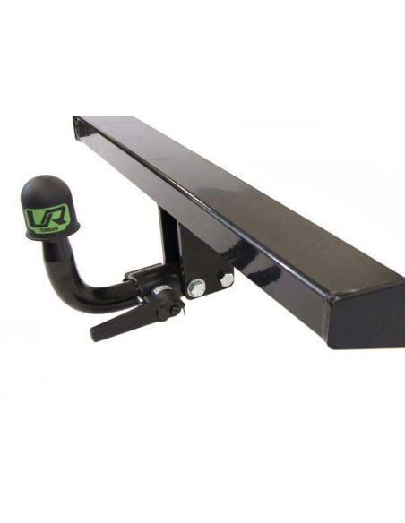 Dragkrok Fiat BRAVO med horisontellt avtagbar kula