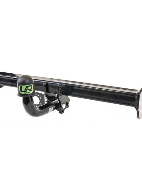 Dragkrok Fiat PANDA med vertikalt avtagbar kula [1]