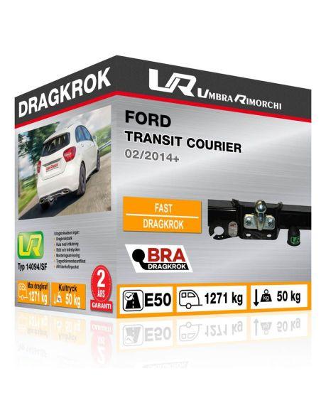 Dragkrok Ford MONDEO med horisontellt avtagbar kula [2]