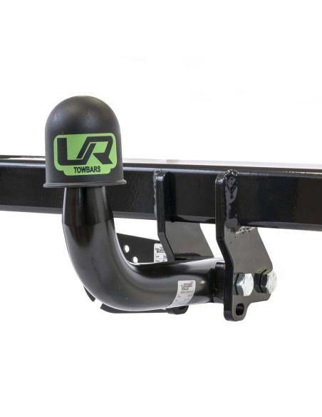 Dragkrok Audi A4 med horisontellt avtagbar kula [1]