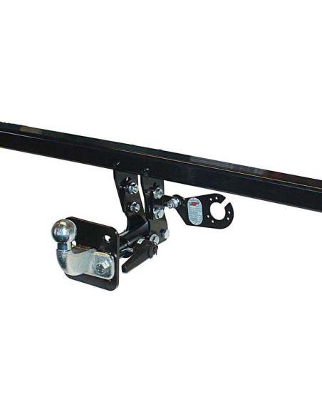 Dragkrok Hyundai i40 CW med vertikalt avtagbar kula [2]