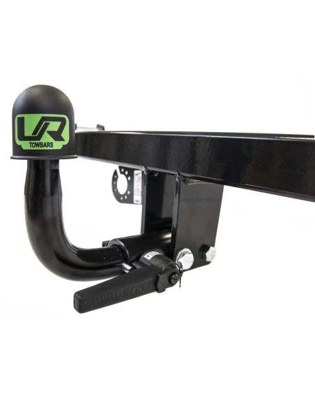 Dragkrok Audi A4 ALLROAD med horisontellt avtagbar kula [1]