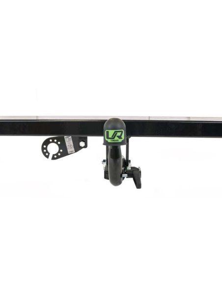 Dragkrok Nissan KUBISTAR med horisontellt avtagbar kula [1]