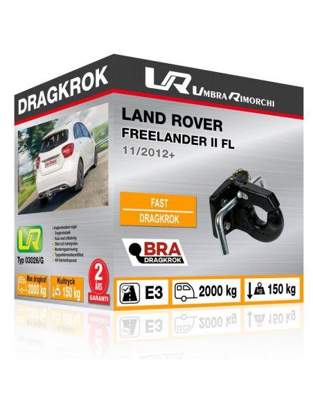 Dragkrok Renault MEGANE I GRANDTOUR med horisontellt avtagbar kula [3]